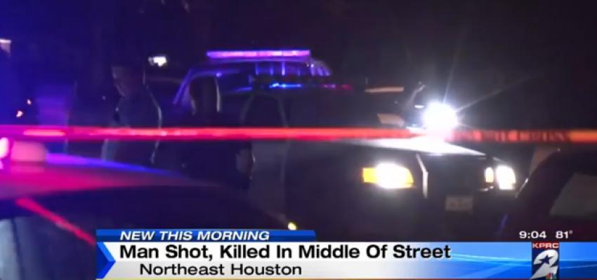 man killed in N Houston